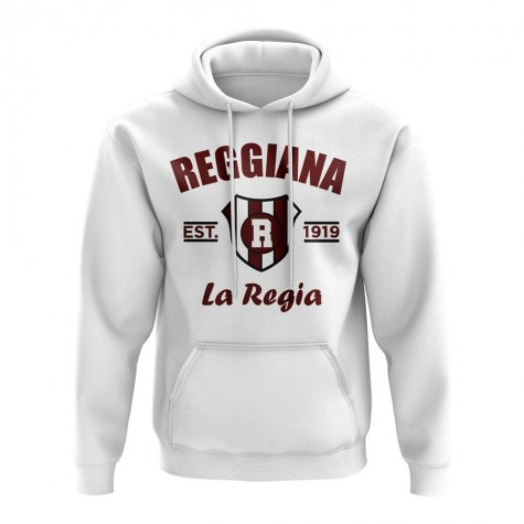 Regiana Established Football Hoody (White)