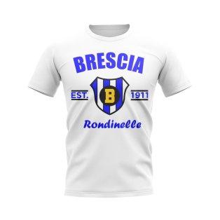 Brescia Established Football T-Shirt (White)