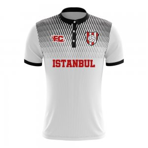 2019-2020 Besiktas Fans Culture Home Concept Shirt - Little Boys