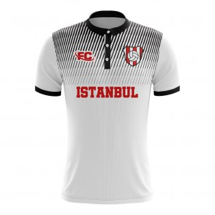 2019-2020 Besiktas Fans Culture Home Concept Shirt