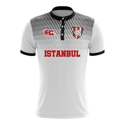 2019-2020 Besiktas Fans Culture Home Concept Shirt - Little Boys
