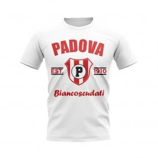 Padova Established Football T-Shirt (White)