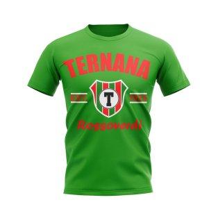 Ternana Established Football T-Shirt (Green)