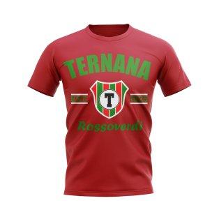 Ternana Established Football T-Shirt (Red)