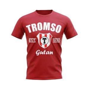 Tromso Established Football T-Shirt (Red)