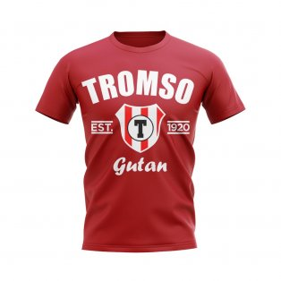Tromso Established Football T-Shirt (Red)
