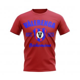 Valerenga Established Football T-Shirt (Red)