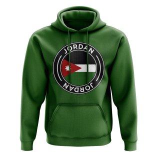 Jordan Football Badge Hoodie (Green)