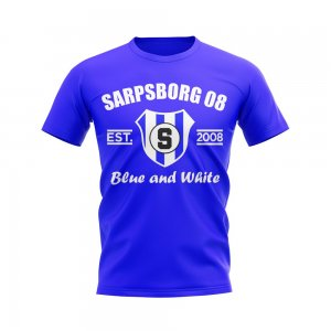 Sarpsborg 08 Established Football T-Shirt (Royal)