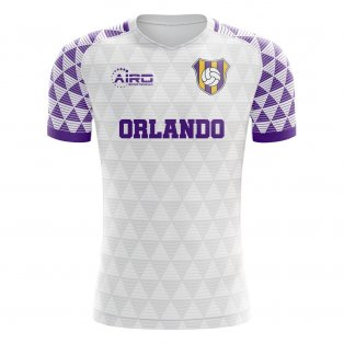 2019-2020 Orlando Away Concept Football Shirt