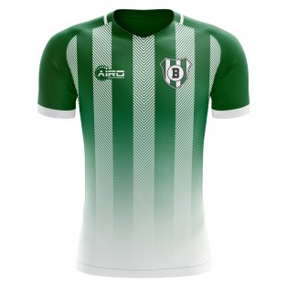 2020-2021 Real Betis Home Concept Football Shirt - Little Boys