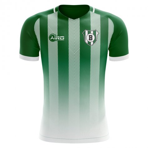 2019-2020 Real Betis Home Concept Football Shirt - Little Boys