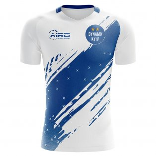 2019-2020 Dynamo Kiev Home Concept Football Shirt