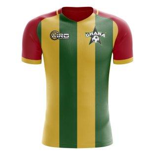 2020-2021 Ghana Home Concept Football Shirt