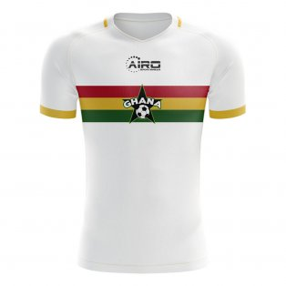 2019-2020 Ghana Away Concept Football Shirt