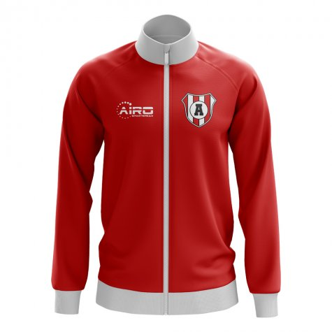 Aberdeen Concept Football Track Jacket (Red)