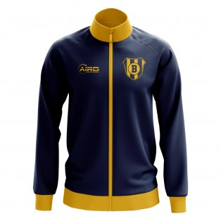 Boca Juniors Concept Football Track Jacket (Navy)