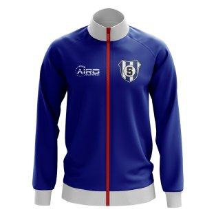 Sampdoria Concept Football Track Jacket (Blue)