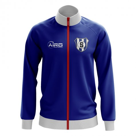 Sampdoria Concept Football Track Jacket (Blue)