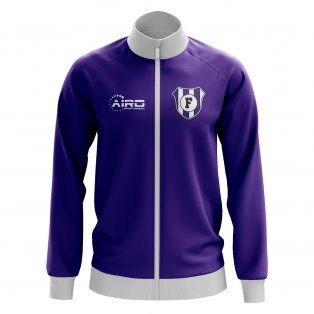 Fiorentina Concept Football Track Jacket (Purple)