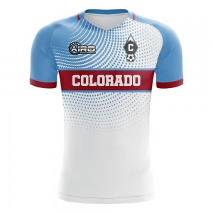 2020-2021 Colorado Third Concept Football Shirt