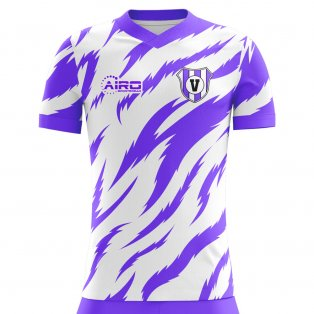 2020-2021 Real Valladolid Home Concept Football Shirt