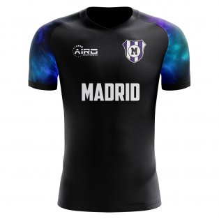 2020-2021 Madrid Galacticos Concept Football Shirt