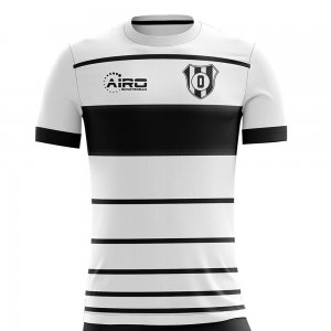 2020-2021 Club Olimpia Home Concept Football Shirt - Little Boys