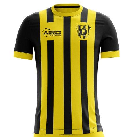 2020-2021 Penarol Home Concept Football Shirt - Womens