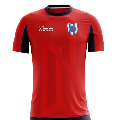 2019-2020 Jorge Wilstermann Home Concept Football Shirt - Little Boys