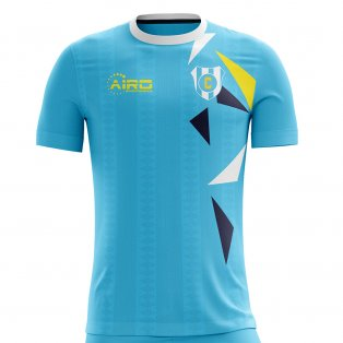2019-2020 Sporting Cristal Home Concept Football Shirt