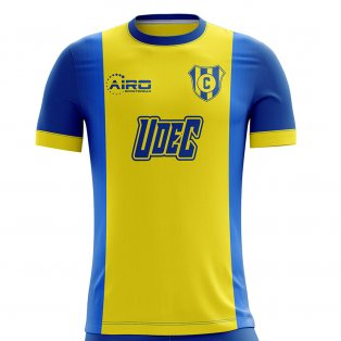 2019-2020 Universidad de Concepcion Home Concept Football Shirt