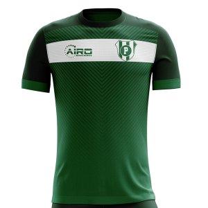 2019-2020 Palmeiras Home Concept Football Shirt - Kids