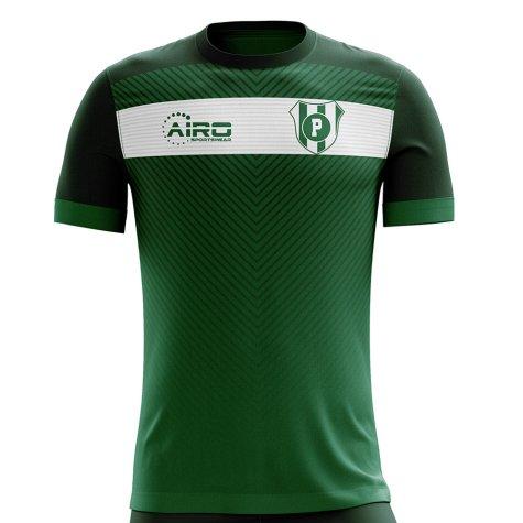 2019-2020 Palmeiras Home Concept Football Shirt