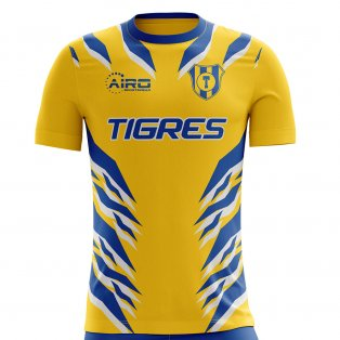 2019-2020 Tigres Third Concept Football Shirt