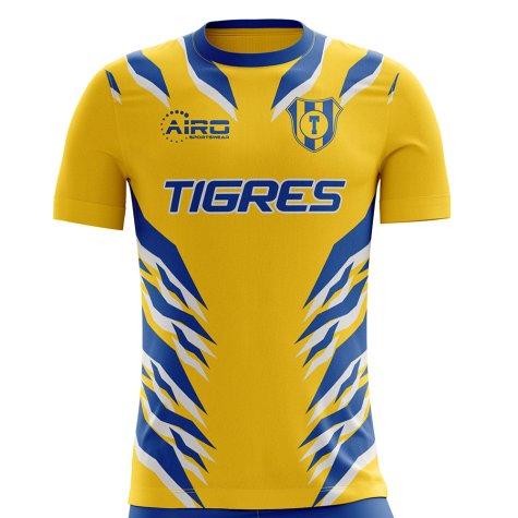 2019-2020 Tigres Third Concept Football Shirt