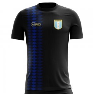 2020-2021 Argentina Away Concept Football Shirt