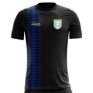 bba1727593a 2019-2020 Argentina Away Concept Football Shirt