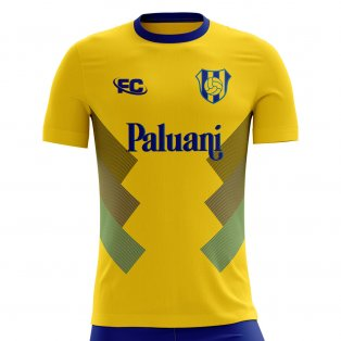 2019-2020 Chievo Verona Fans Culture Home Concept Shirt