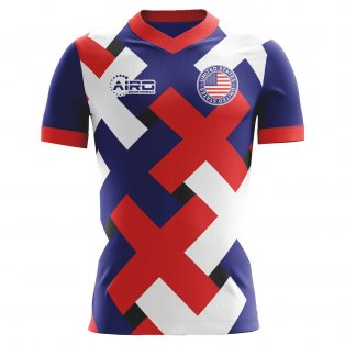 2019-2020 USA Third Concept Football Shirt - Kids