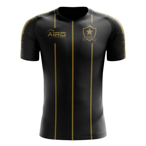 2020-2021 Partizan Belgrade Away Concept Football Shirt - Kids