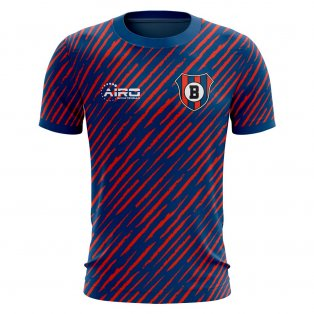 2020-2021 Bologna Home Concept Football Shirt