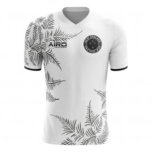 2019-2020 New Zealand Home Concept Football Shirt