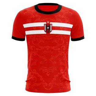 2020-2021 Milan Away Concept Football Shirt