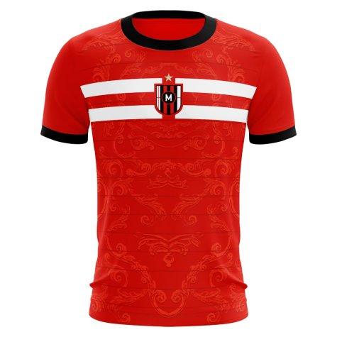 2019-2020 Milan Away Concept Football Shirt