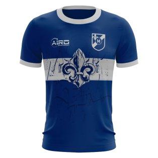 2020-2021 Montreal Third Concept Football Shirt