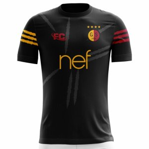 2019-2020 Galatasaray Fans Culture Away Concept Shirt