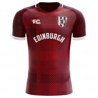 031089d7a 2019-2020 Midlothian Home Concept Football Shirt