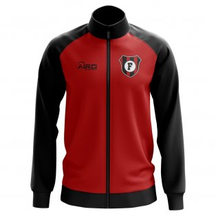 Flamengo Concept Football Track Jacket (Red)