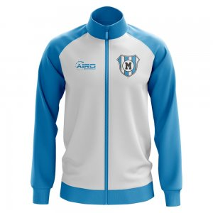 Marseille Concept Football Track Jacket (White)